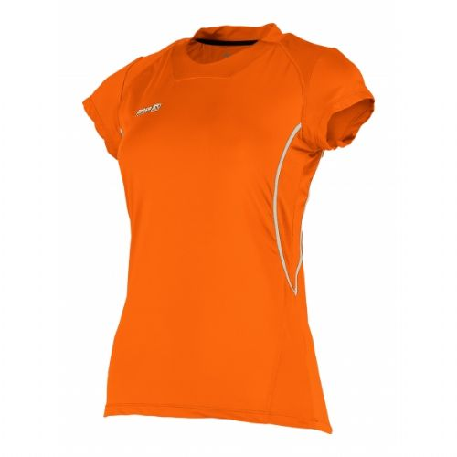 Reece Core Shirt Orange Ladies